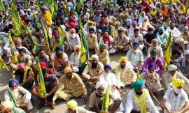 मानसा से बड़ी संख्या में किसानों ने किया दिल्ली की तरफ कूच, केंद्र सरकार की अर्थी फूंक कर किया रोष प्रदर्शन