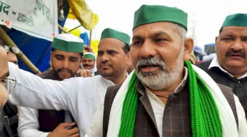 प्रधानमंत्री मोदी के बयान पर बोले किसान नेता राकेश टिकैत, बंदूक की नोक पर नहीं होगी सरकार से बातचीत