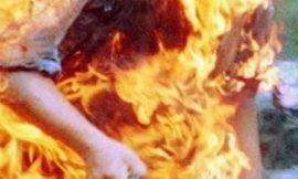 नशा न मिलने के कारण खुद को आग लगाने वाले युवक की मौत, नशा छुड़ाओ केंद्र से इलाज करवा घर लौटा था युवक