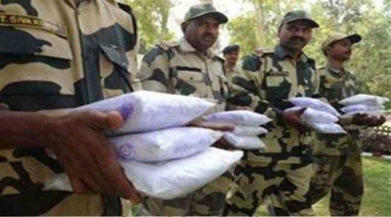 बीएसएफ के हाथ लगी बड़ी कामयाबी, भारत-पाक सीमा से पकड़ी 10 करोड़ की हैरोइन