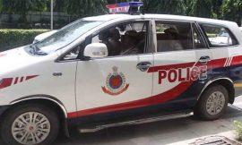 दिल्ली पुलिस के एसआई ने ड्यूटी के दौरान पीसीआर वैन के अंदर खुद को मारी गोली