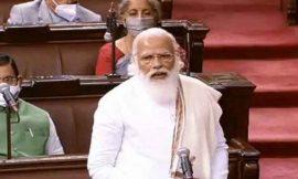 राज्यसभा में बोले प्रधानमंत्री मोदी, कहा मंडियां भी आधुनिक बनेंगी, एमएसपी नहीं होगा खत्म