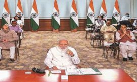 भाजपा के राष्ट्रीय पदाधिकारियों की बैठक आज, पीएम मोदी करेंगे संबोधित, कोरोना काल के बाद बैठक में भाग लेंगे सभी नेता