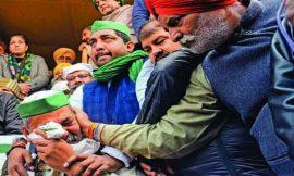 आंसुओं ने पलट दी दम तोड़ रहे किसान आंदोलन की बाजी, ट्रैक्टर रैली हिंसा के बाद रोए थे किसान नेता राकेश टिकैट