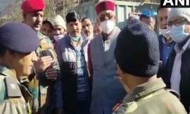 उत्तराखंड के मुख्यमंत्री त्रिवेंद्र रावत का बड़ा बयान- चमोली हादसे में अब तक 203 लोग लापता