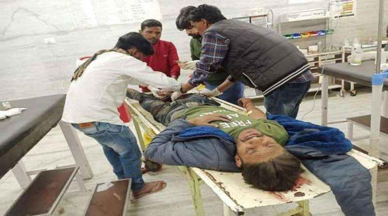 बठिंडा में गुब्बारों में गैस भरते समय हुआ धमाका, एक व्यक्ति गंभीर रूप से घायल
