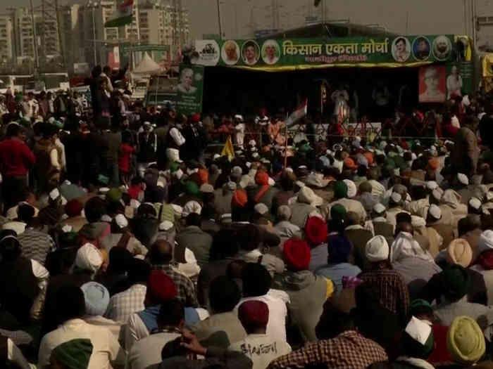 दिल्ली: गाजीपुर, सिंघु और टिकरी बाॅर्डर पर इंटरनेट सेवाएं 2 फरवरी तक बंद, गृह मंत्रालय ने जारी किया आदेश