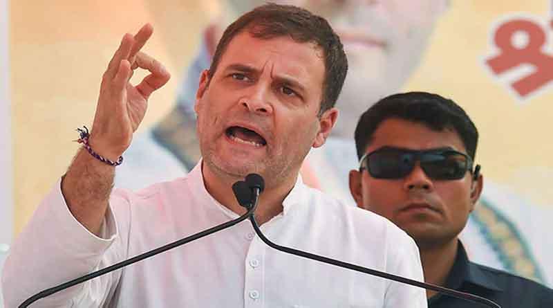 राहुल गांधी ने साधा केंद्र सरकार पर निशाना, बोले- सरकार ने भारत की जमीन चीन को क्यों सौंपी?