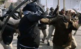 किसान आंदोलनः सिंघु बॉर्डर पर प्रदर्शनकारी ने किया एसएचओ पर तलवार से हमला, आरोपी गिरफ्तार