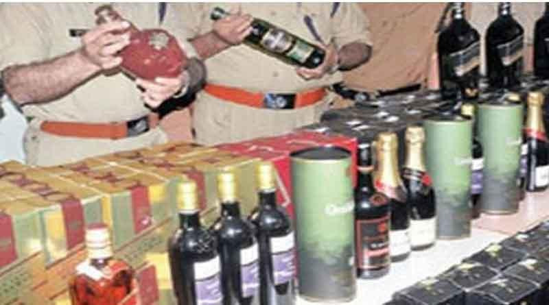 जालंधर में अवैध शराब सहित भाजपा नेता गिरफ्तार, पुलिस ने किया मामला दर्ज