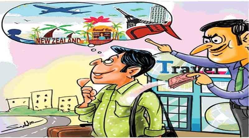 जालंधऱ में एक और ट्रैवल एजेंट के कर्मचारियों ने विदेश भेजने के नाम पर युवकों से ठगे लाखों रुपए