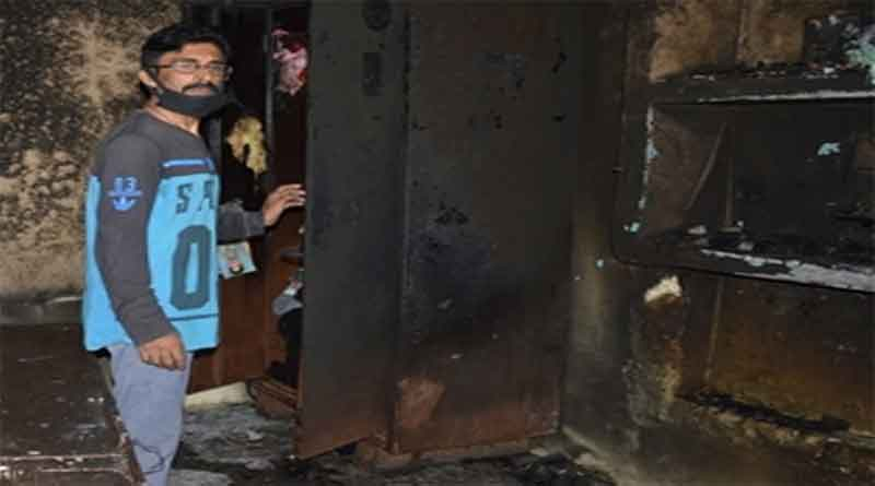 जालंधर में हुआ बड़ा हादसा, अर्जुन नगर में शार्ट सर्किट से घर में लगी आग, सारा सामान जलकर राख