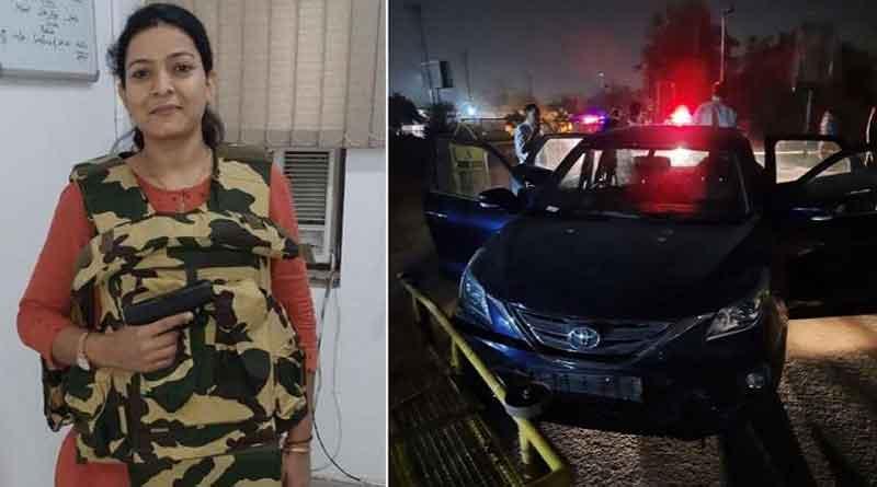 दिल्ली की बहादुर महिला सब इंस्पैक्टर ने किया ईनामी बदमाशों का एनकाउंटर, दोनों आरोपी घायल