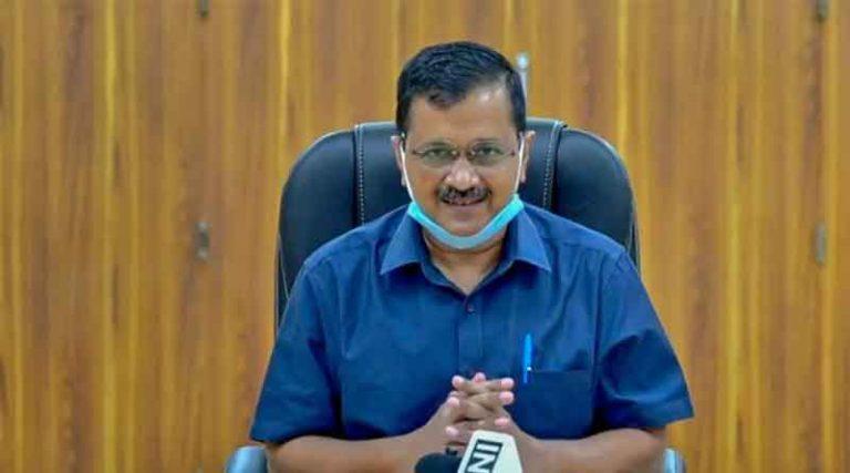 दिल्ली में केजरीवाल सरकार ने किया ऐलान, 'जहां झुग्गी, वहीं पक्का मकान'