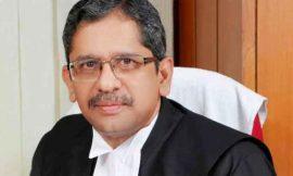 भारत के नए मुख्य न्यायाधीश होंगे एनवी रमणा, सीजेआई बोबडे ने की सिफारिश