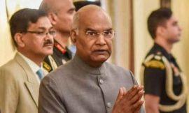राष्ट्रपति राम नाथ कोविंद सीने में तकलीफ के बाद आर्मी अस्पताल में भर्ती