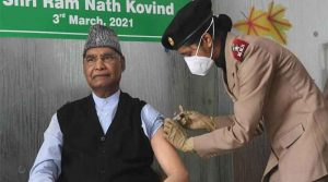 President Ram Nath Kovind got the vaccine, went to army hospital and got vaccinated