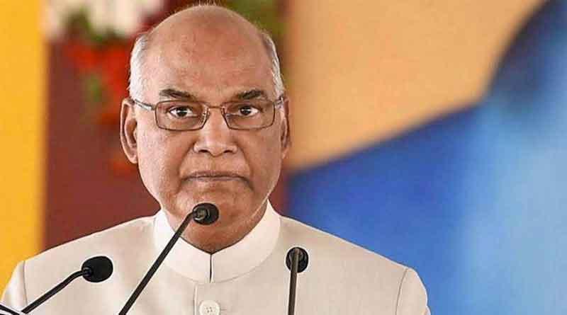 राष्ट्रपति रामनाथ कोविंद की हालत स्थिर , ऐम्स में करवाया गया भर्ती