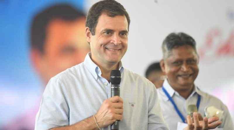 राहुल गांधी ने बोला केंद्र सरकार पर तीखा हमला, बोले- गद्दाफी और सद्दाम हुसैन ने भी जीते थे चुनाव