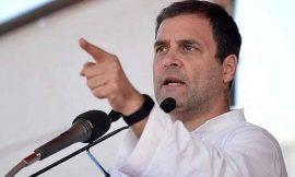 राहुल गांधी ने ट्वीट कर देश के लिए बोल दी यह बड़ी बात, पढ़े क्या बोले राहुल