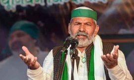 किसान आंदोलन पर बोले राकेश टिकैत, कहा- जब तक कृषि कानून वापस नहीं लिए जाते, तब तक आंदोलन जारी रहेगा