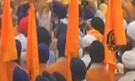 केंद्र सरकार का फैसला : बैसाखी पर सिख जत्थे को पाकिस्तान जाने की दी अनुमति , फरवरी में लगा दी थी रोक