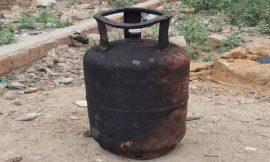 दकोहा में सिलेंडर में आग लगने से मच हड़कंप, फायर ब्रिगेड ने पाया आग पर काबू