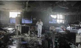 मुंबई के अस्पताल को आग लगने से 14 मरीजों की मौत, आईसीयू वार्ड में लगी आग…पढ़ें पूरी खबर