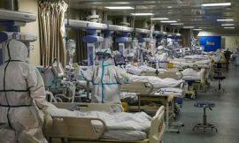 देश भर में एक दिन कोरोना मरीजों की संख्या ढाई लाख के पार, 1500 से ज्यादा लोगों की मौत