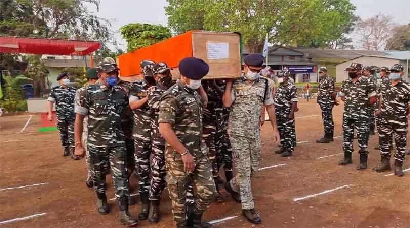 सुरक्षाबलों पर अब तक का सबसे बड़ा हमला, 22 जवान शहीद, 31 गंभीर घायल