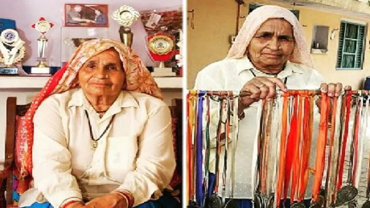 'शूटर दादी' के नाम से मशहूर चंद्रो तोमर का कोरोना से निधन, मेरठ के निजी अस्पताल में चल रहा था इलाज