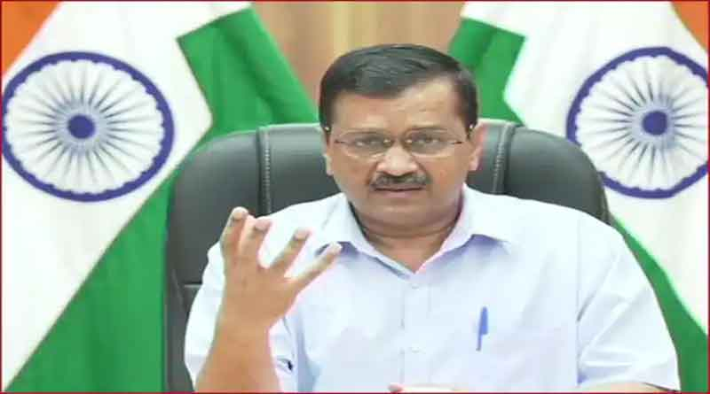 दिल्ली में छह दिन का लगा लॉकडाउन, मुख्यमंत्री अरविंद केजरीवाल ने किया ऐलान