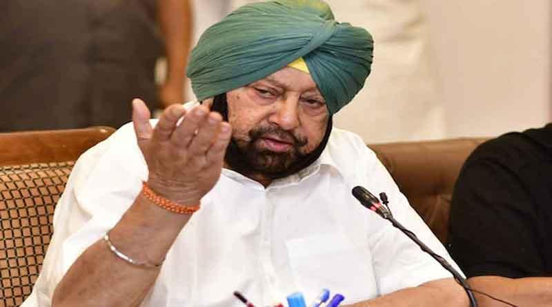मुख्यमंत्री कैप्टन अमरिंदर सिंह ने केंद्र सरकार से की अपील, आईएसआईसी में 18साल से ऊपर वालों को लगे फ्री टीका