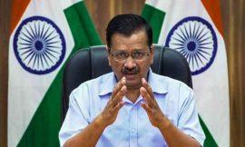 मुख्यमंत्री केजरीवाल का बड़ा ऐलान, दिल्ली में 18 से ऊपर वालों को फ्री लगाई जाएगी वैक्सीन
