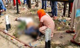 जालंधरः ट्रेन की चपेट में आने से बाइक सवार युवक की मौत, आवाजें लगाते रह गए लोग