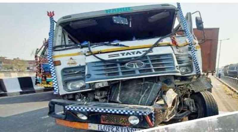 फाजिल्का में तेज रफ्तार ट्राले ने मारी बस को टक्कर, 12 लोग गंभीर घायल, मौके पर पहुंची पुलिस