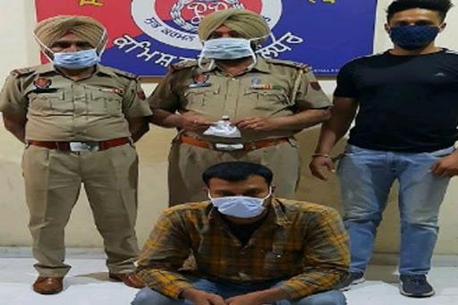 जालंधर कैंट पुलिस ने एमए पास युवक को 8 ग्राम हेरोइन सहित किया गिरफ्तार