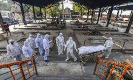 देश भर में लगातार तीसरे दिन 2 लाख से ज्यादा कोरोना के मामले आए सामने, 1342 मरीजों की हुई मौत