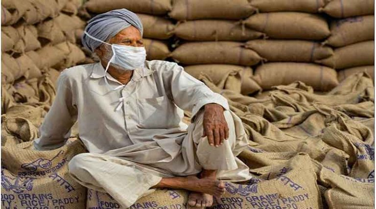 अब सीधे किसानों के खाते में होगा भुगतान, पंजाब सरकार ने मानी केंद्र की बात
