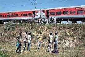 समराला में चलती ट्रेन से बाहर गिरी डेढ साल की मासूम बच्ची