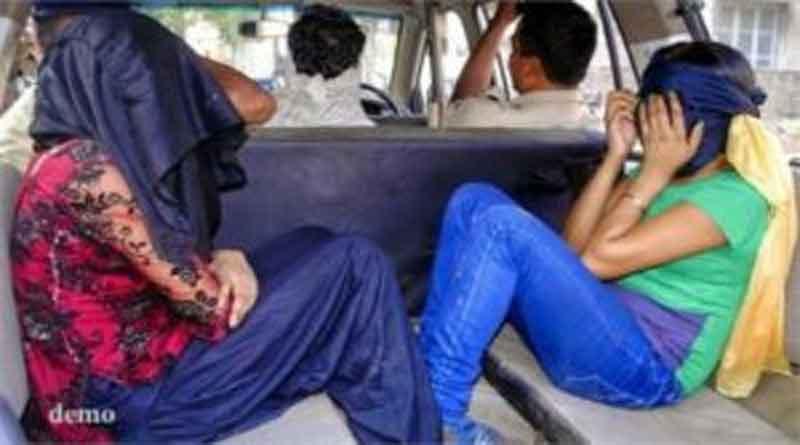 अमृतसर में देह व्यापार के अड्डे पर छापा, आपत्तिजनक हालत में पकड़े जोड़े, 3 महिलाओं समेत 5 गिरफ्तार