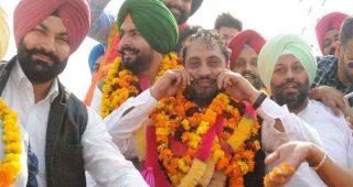 सुरिंदर कुमार छिंदा बने होशियारपुर के मेयर, मोहाली में स्वास्थ्यमंत्री के भाई अमरजीत जीती बने मेयर