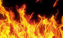 जालंधरः जेके प्लास्टिक इंडस्ट्री में लगी भयानक आग, 100 से अधिक फायर ब्रिगेड की गाड़ियां मौके पर मौजूद