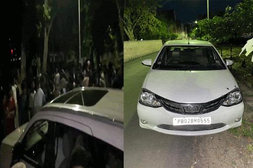 अमृतसरः मेडिकल कॉलेज कैंपस में शराब पी रहे बाहरी युवकों की गुंडागर्दी, तलवारों से 6 छात्रों को किया जख्मी