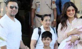 मशहूर बालीवुड अभिनेत्री शिल्पा शेट्टी के परिवार पर कोरोना का कहर, पति, मां सहित बच्चे भी पॉजिटिव… पढ़ें पूरी खबर