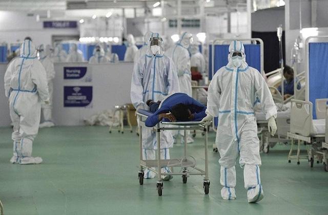 देशभर में 24 घंटे के दौरान कोरोना से 3,403 मरीजों की मौत, 91,702 नए मामले आए सामने