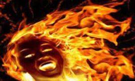 जालंधर में कमेटी उठाने के बाद लोगों ने नहीं दी किश्त तो परेशान महिला ने खुद को आग लगा की आत्महत्या
