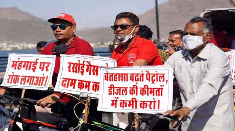 पेट्रोल-डीजल की बढ़ती कीमतों के विरोध में कांग्रेस 11 जून को करेगी पूरे देश में प्रदर्शन