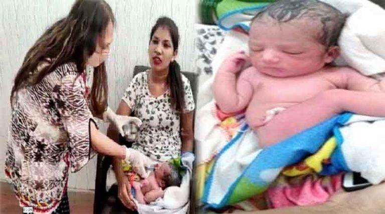 होशियारपुर में कलयुगी मां की करतूत, बाल्टी में लावारिस छो़ड़ा नवजात बच्चा