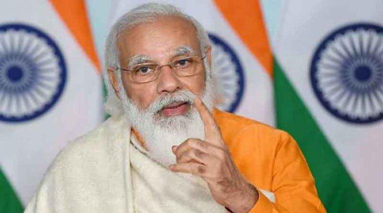 प्रधानमंत्री नरेन्द्र मोदी ने की कोरोना वॉरियर्स के लिए क्रैश कोर्स की शुरुआत, बोले- 1 लाख वारियर्स महामारी से लड़ने के लिए होंगे तैयार